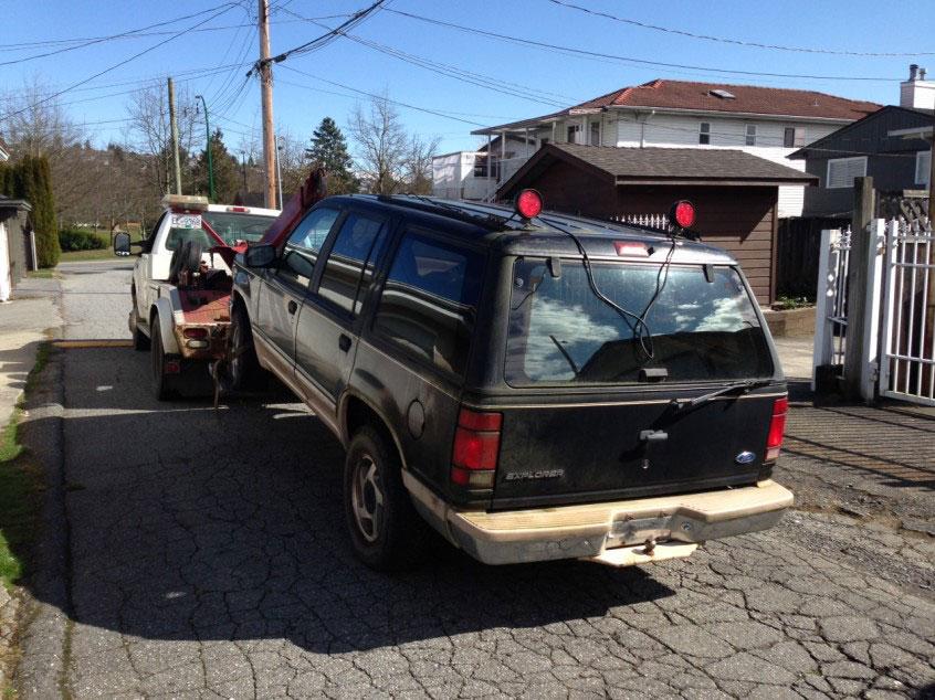 Scrap Car Removal Delta