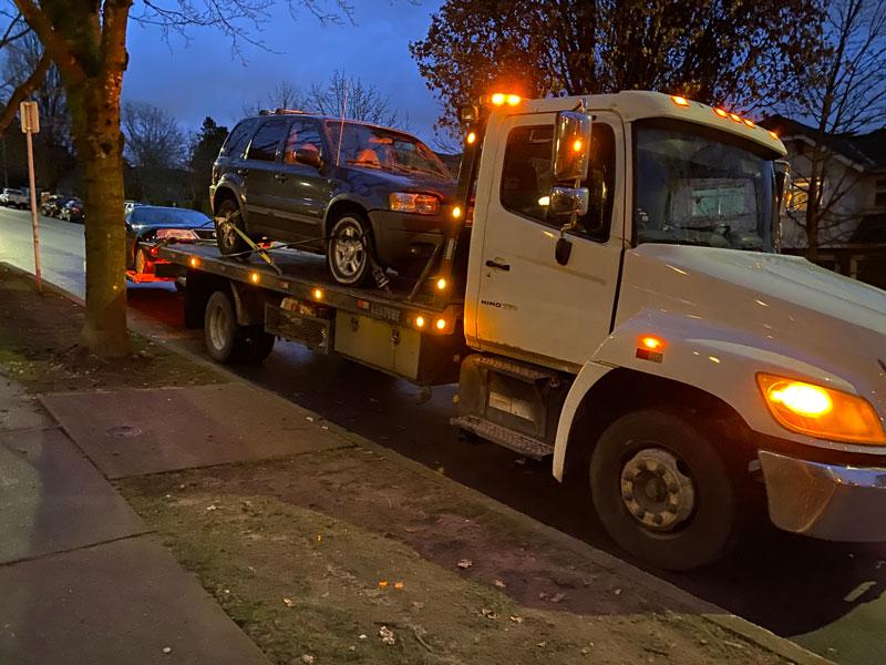 Scrap Car Removal White Rock