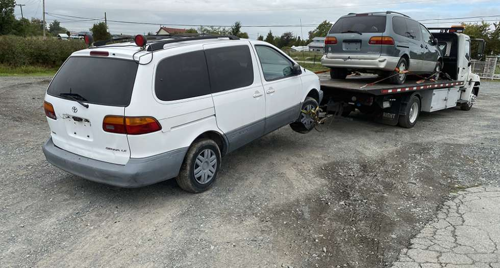 Selling Your Car To A Junk Yard